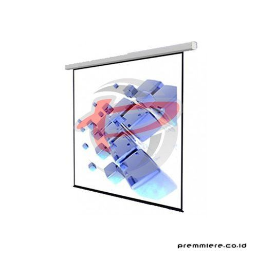 "Screen Projector Manual Wall Screen 70"" [MWSSV1717L]"